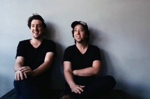 Aaron Craig, right, and his brother, Alex. (Source: WeAreFilmsNY.com)