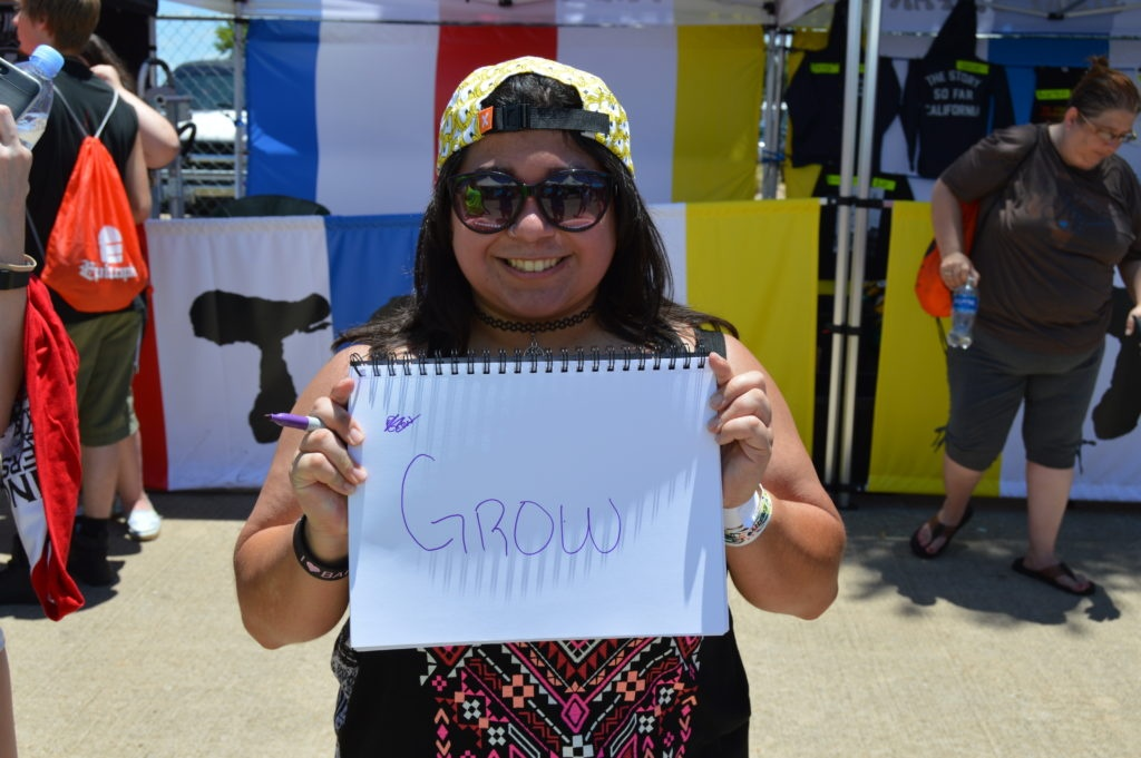 """Grow"" (Source: I Am Second)"