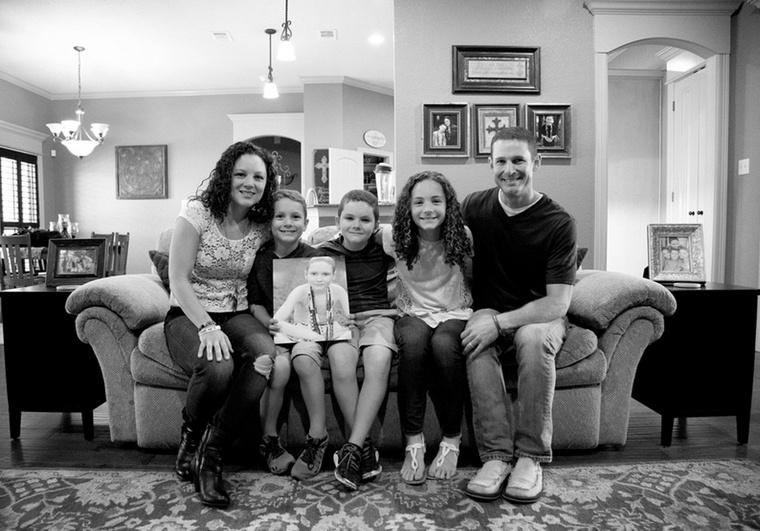 The Hallmarks. From left: Rachel, Caleb, Bryce, Lauren, and Matt. (Source: I Am Second)